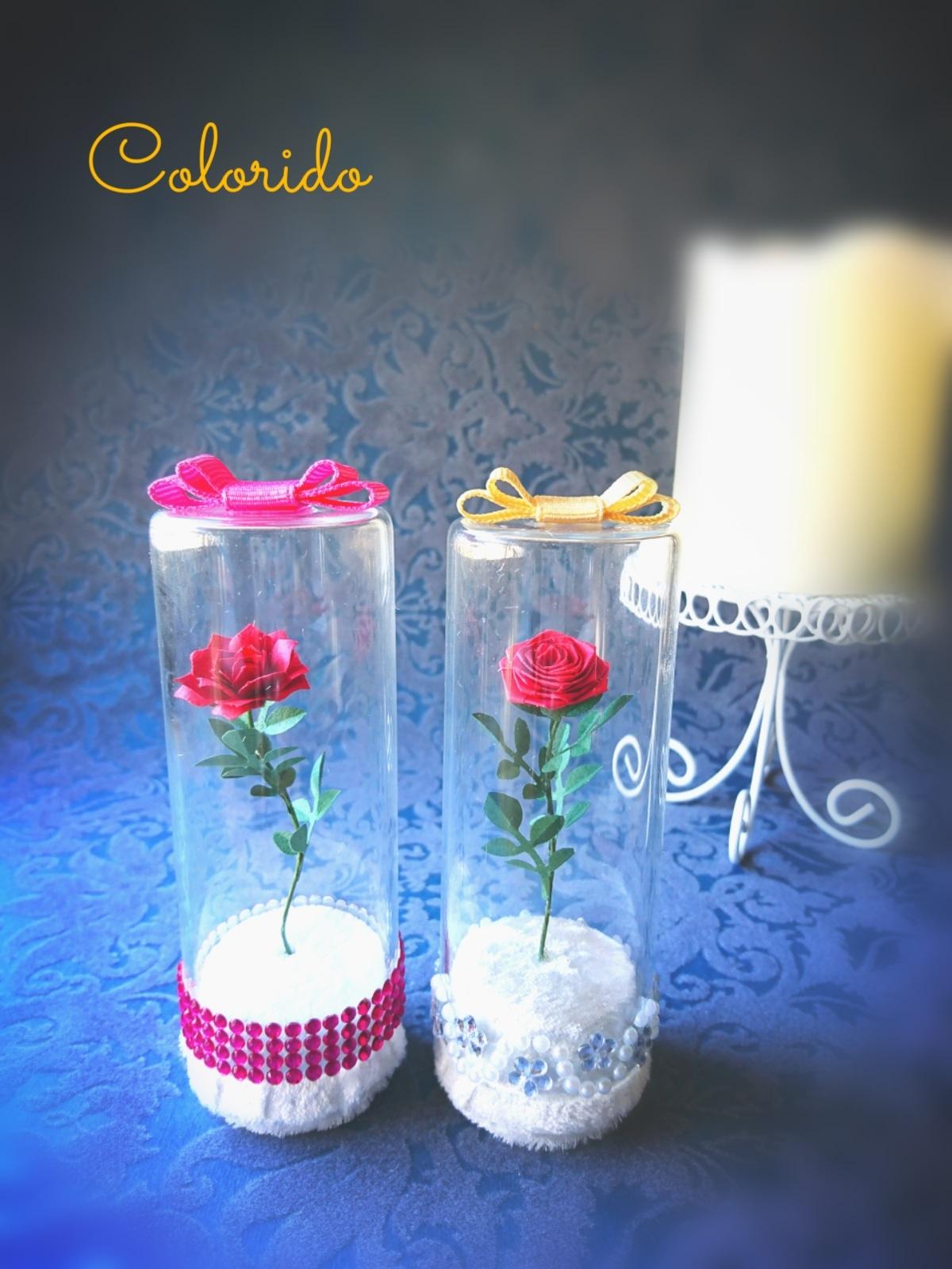 美女と野獣風薔薇