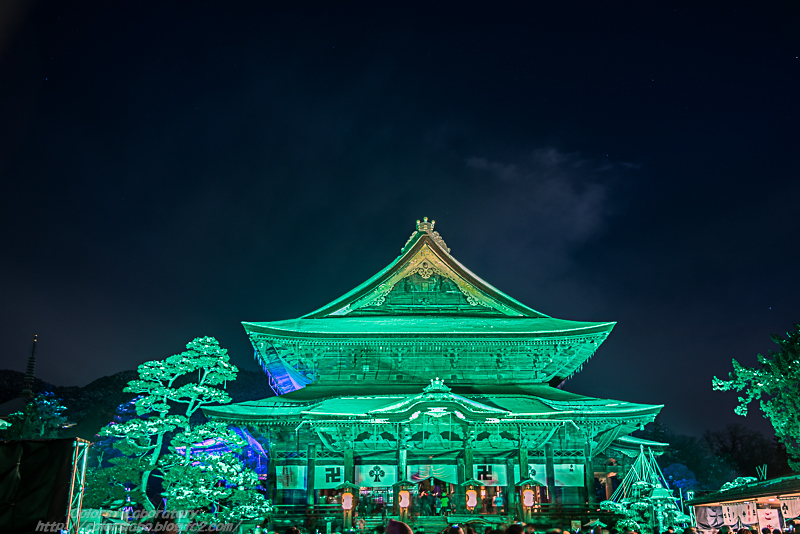 2017 長野灯明まつり 6