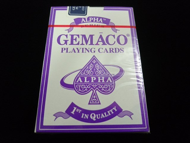 Wynn Deck Diamond Back (Gemaco) (1)