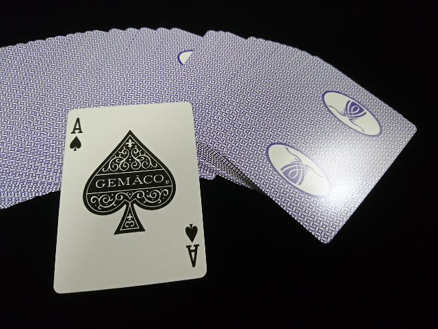 Wynn Deck Diamond Back (Gemaco) (4)