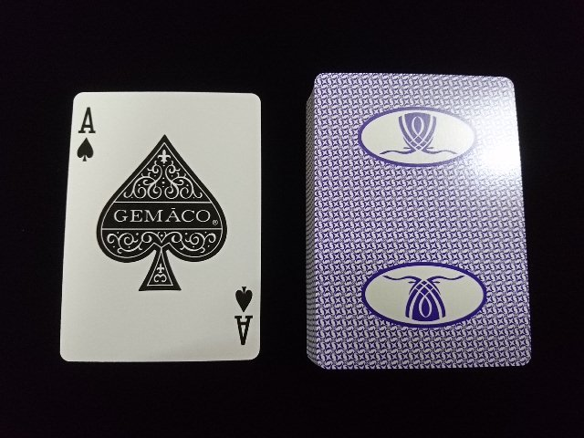 Wynn Deck Diamond Back (Gemaco) (5)