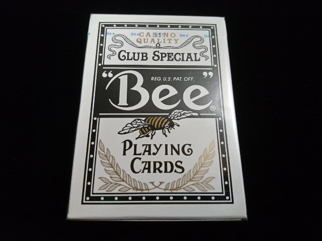 Wynn Deck Diamond Back Black (Bee) (1)