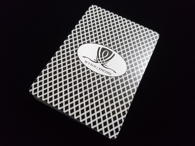 Wynn Deck Diamond Back Black (Bee) (3)