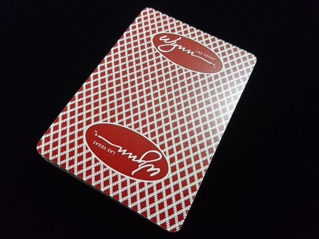 Wynn Deck Diamond Back RedBlue (Bee) (7)