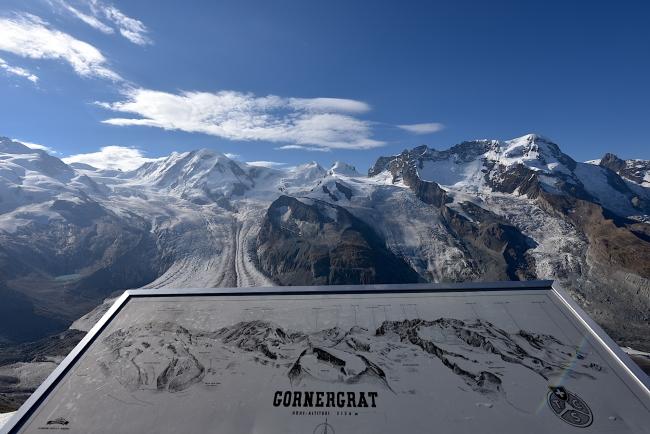 Gornergrat 3136m
