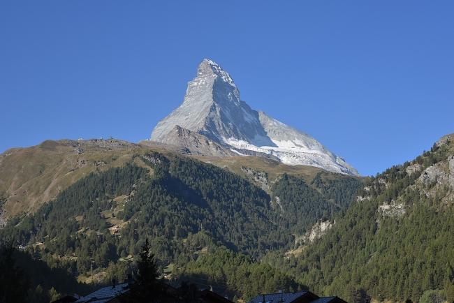 Matterhorn morning