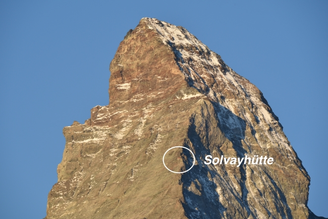 Matterhorn Top View
