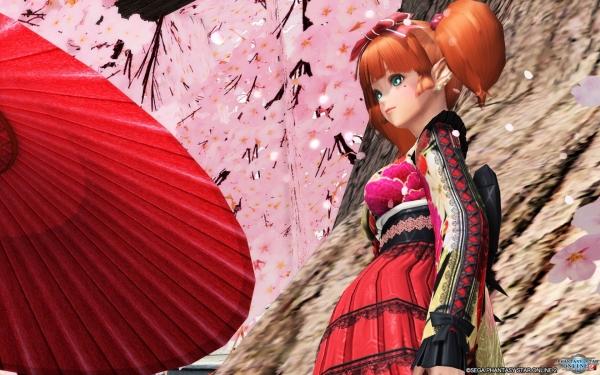 桜とコロナさん