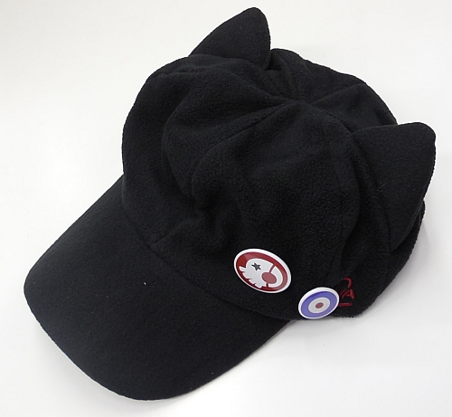 エヴァアスカの帽子1