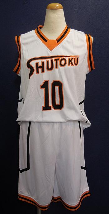 黒バス秀徳ユニ1