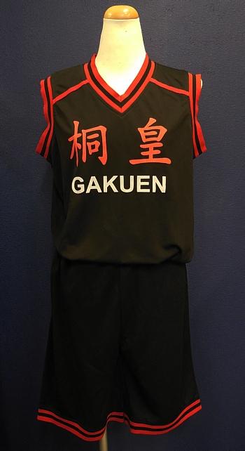 黒バス桐皇ユニ1
