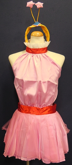 クリィミーマミステージ衣装ピンク (1)
