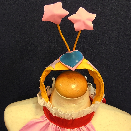 クリィミーマミステージ衣装ピンク (3)