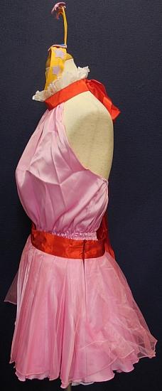 クリィミーマミステージ衣装ピンク (4)