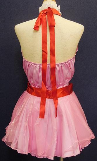 クリィミーマミステージ衣装ピンク (6)