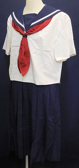 とある科学の超電磁砲柵川女子制服XL (3)