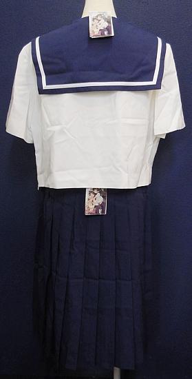 とある科学の超電磁砲柵川女子制服XL (5)