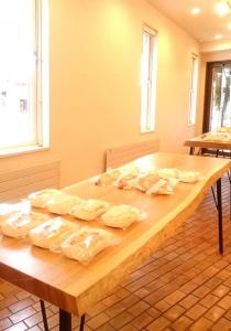 天然酵母パン「麦の香り」 オープン! 004