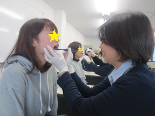 歯磨き長田