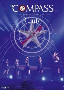 ℃-uteコンサートツアー2016秋 ~℃OMPASS~dvd
