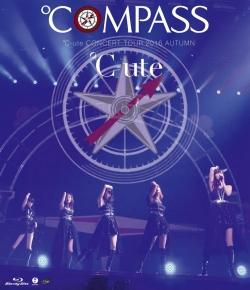 ℃-uteコンサートツアー2016秋 ~℃OMPASS~blu-ray