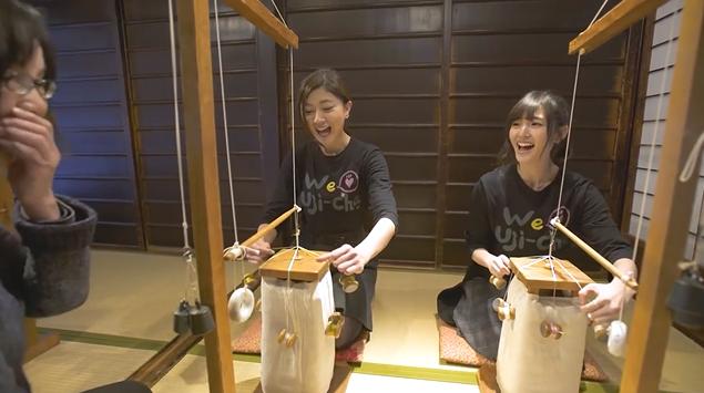 抹茶ーず 伝統工芸 京くみひも編01