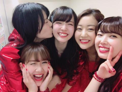 舞美ちゃん大胆(*^3(*^o^*)