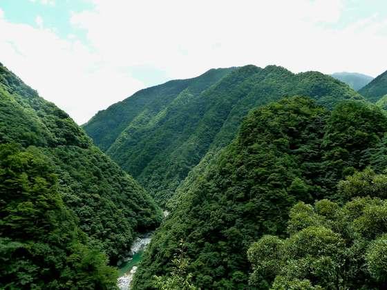 徳島・祖谷渓<トリップノート2月公開記事①>
