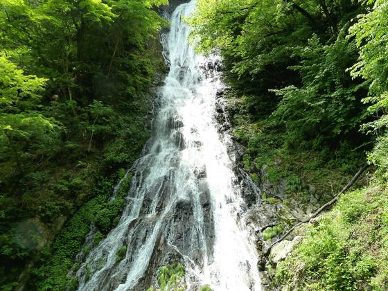 埼玉・丸神の滝<トリップノート3月公開記事①>