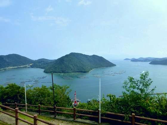 岡山・日生みなとの見える丘公園<トリップノート4月公開記事②>