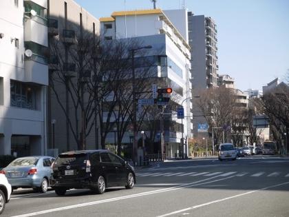 赤坂3丁目交差点