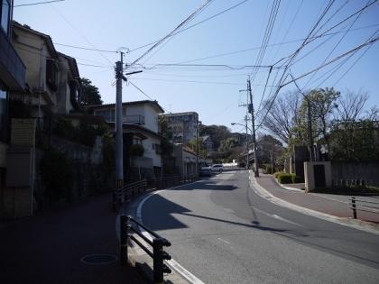 桜坂山の手通り