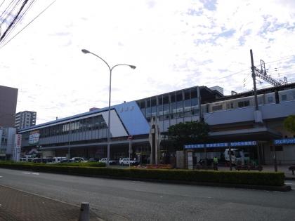 JR姪浜駅北口