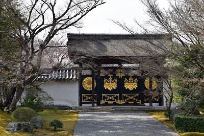 170405醍醐寺庭園 (2)