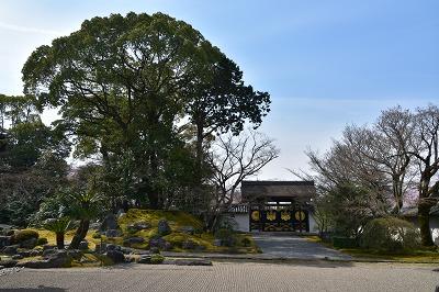 170405醍醐寺庭園 (3)
