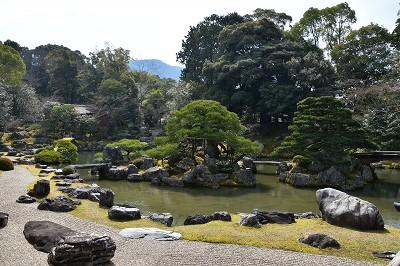 170405醍醐寺庭園 (4)