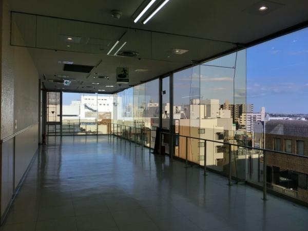 7階展望スペース