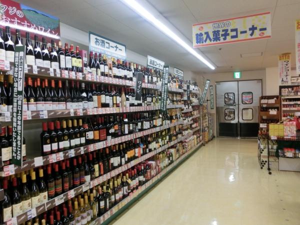 地下2階ワイン