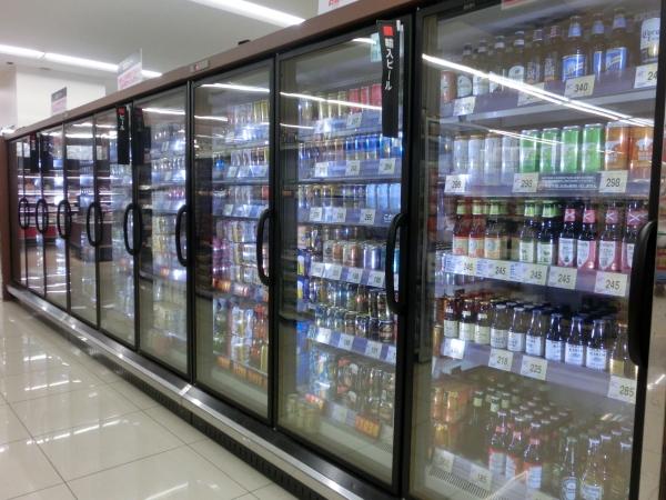 1階クラフトビール
