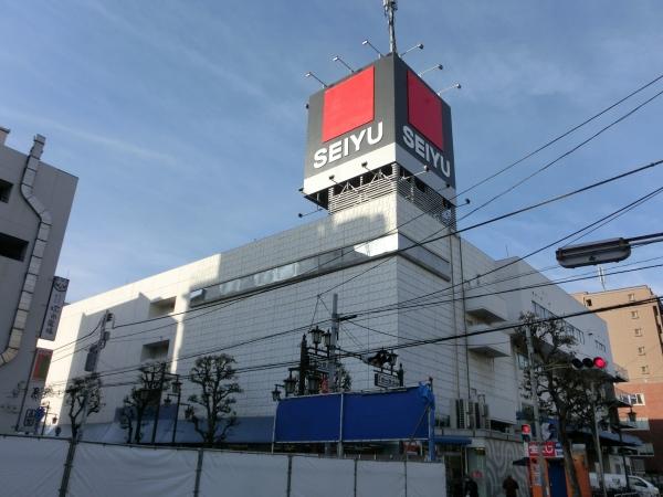 西友浦安店店舗外観
