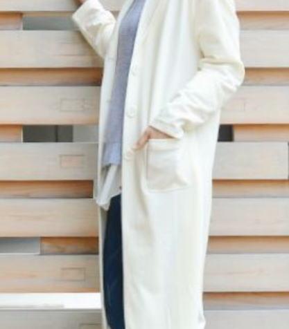 本日限定タイムSALE ショップリストで買った白コート