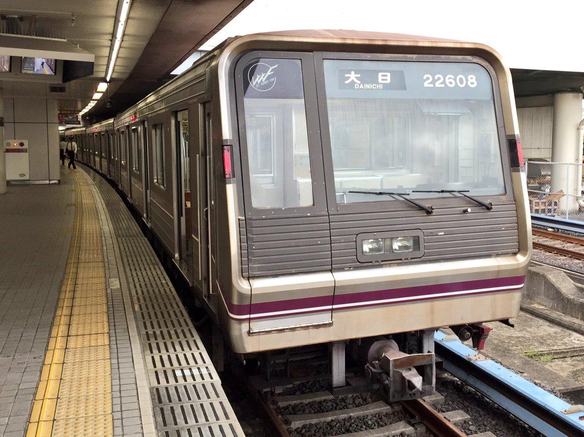 大阪市営地下鉄堺筋線他 天下茶...