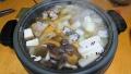 タラと牡蠣鍋 20170225