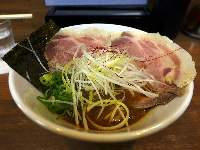 麺屋 六道@02豊潤鶏らーめん 1
