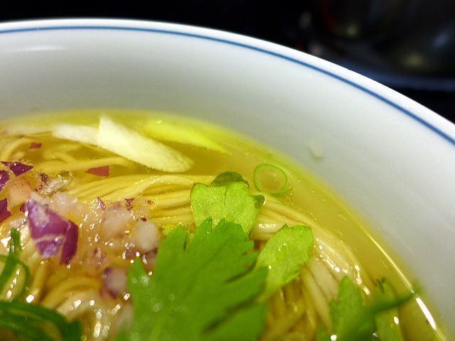 ロックンビリースーパーワン@07比内地鶏の塩らぁ麺~かけstyle~ 2