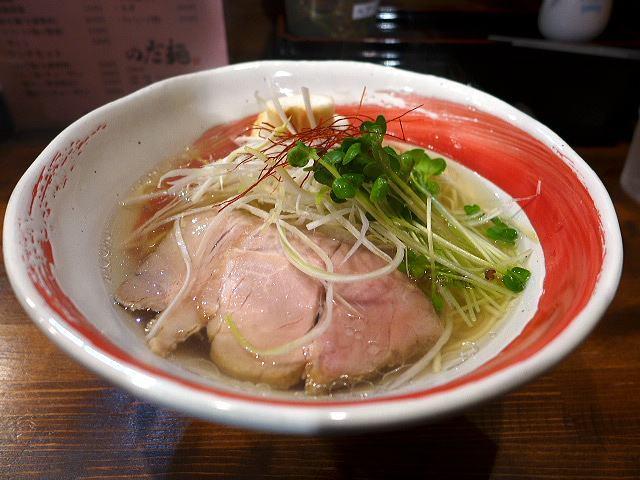 のだ麺 ~縁~@01塩清湯 1