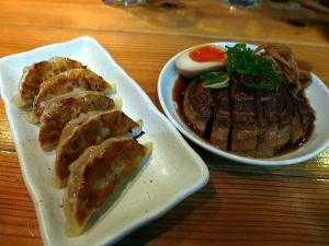 麺や 清流@04鶏白湯ラーメン醤油 4