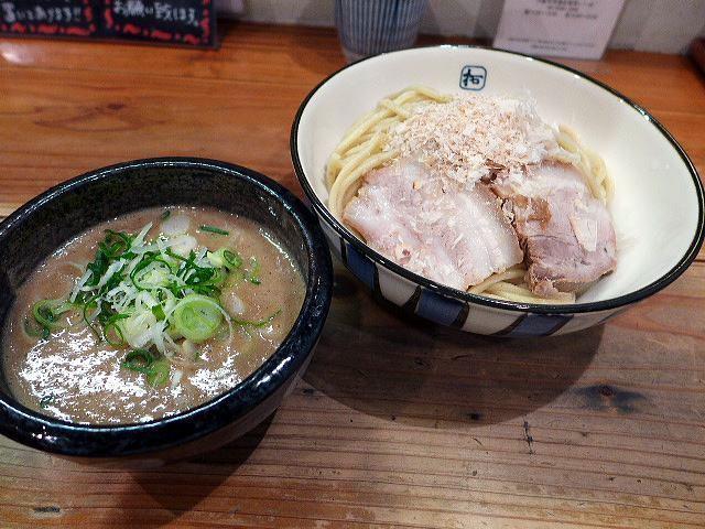 麺や 拓 北堀江本店@02濃厚つけ麺 中 1