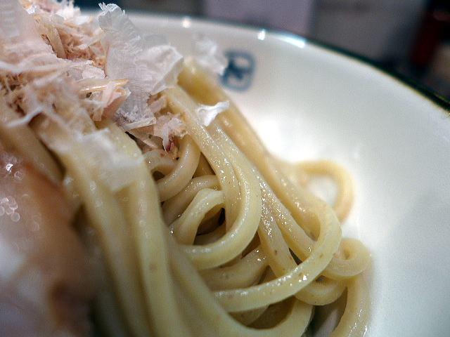 麺や 拓 北堀江本店@02濃厚つけ麺 中 2