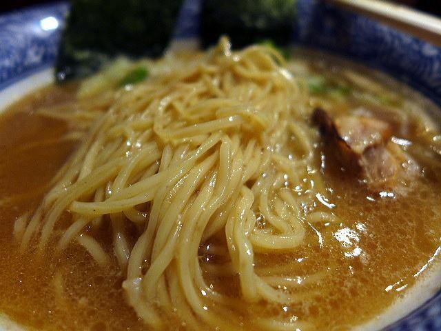 麺屋 問@01濃厚醤油鶏白湯らーめん 3